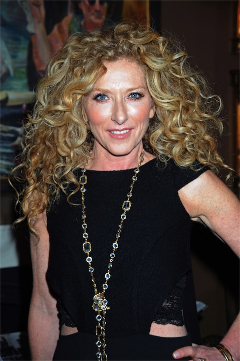 Portrait of interior designer Kelly Hoppen