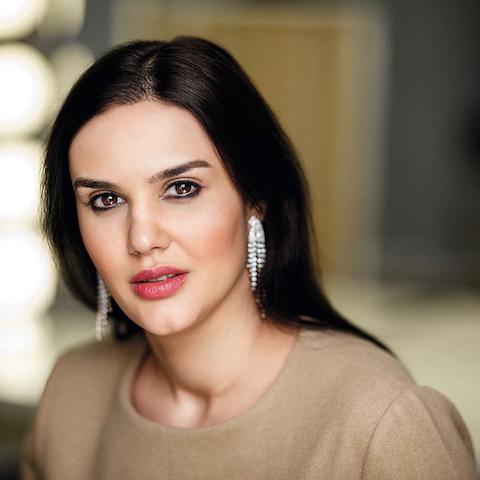 Portrait of Mara Coman