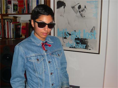 Portrait of blogger Navaz Batliwalla, founder of Disney Roller Girl